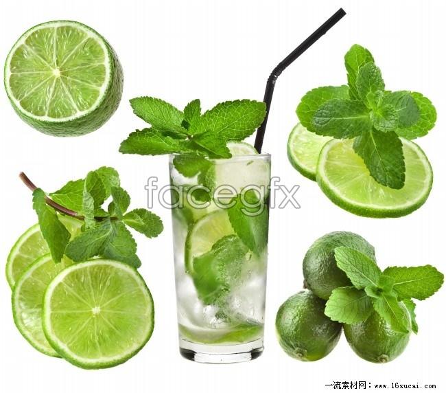 Lemon juice HD picture
