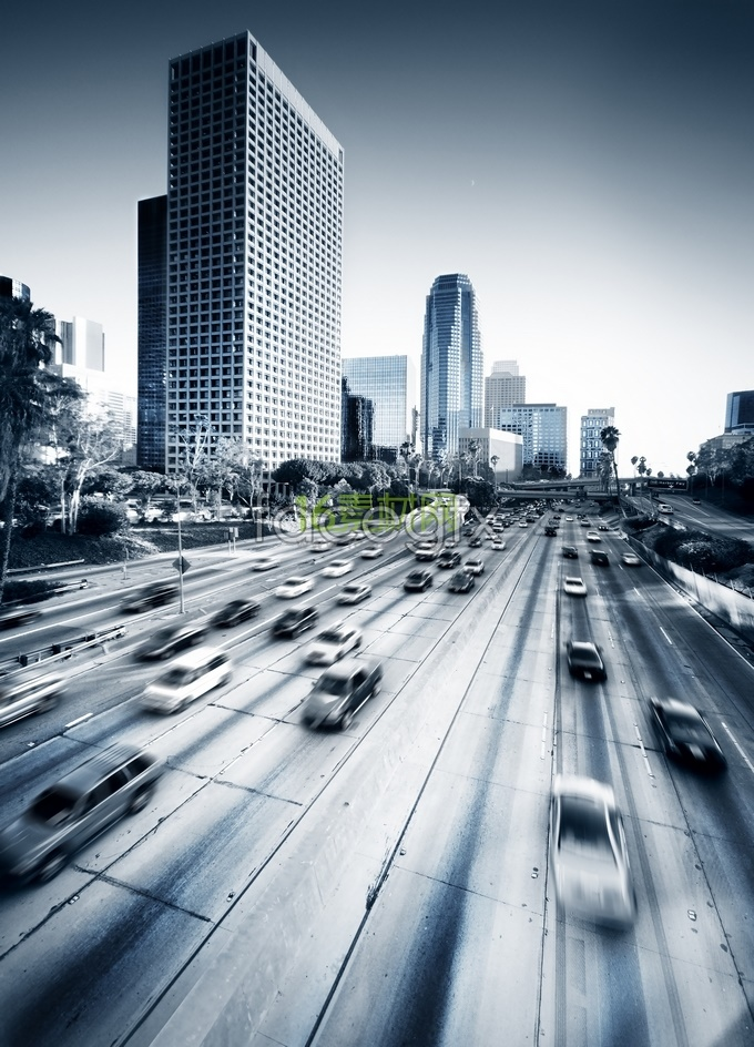 Urban traffic car sketch picture