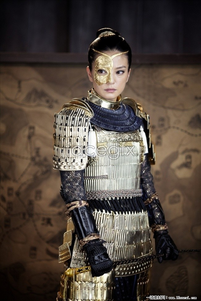 Military uniform Princess Jing high definition pictures