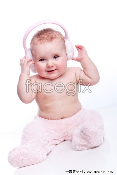 Music baby HD pictures