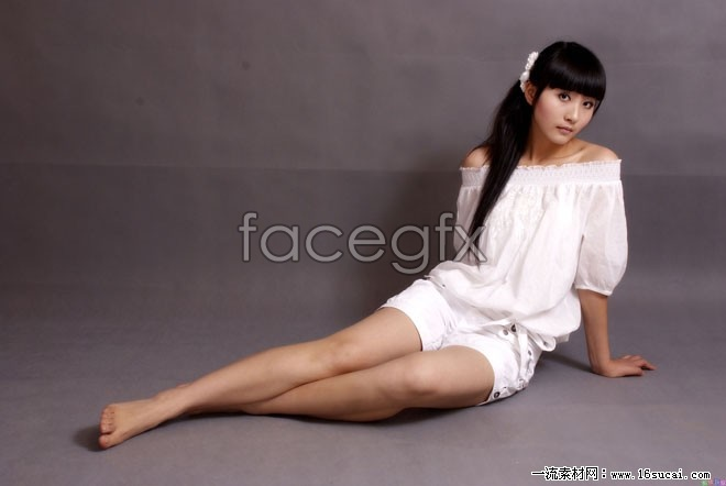Pure silk stockings beautiful HD pictures