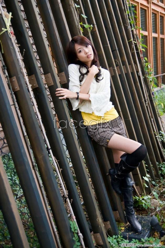 Teen school girl HD