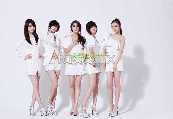 Korea sexy girls group HD pictures