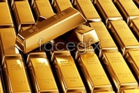 Bullion gold wealth HD picture