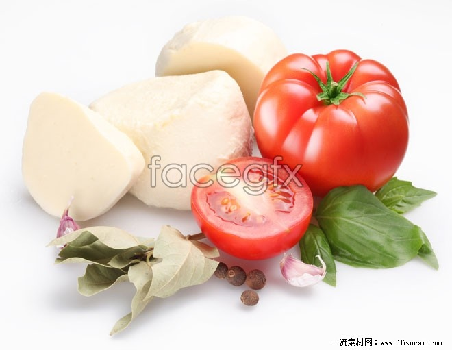 Tomato ingredients high definition pictures