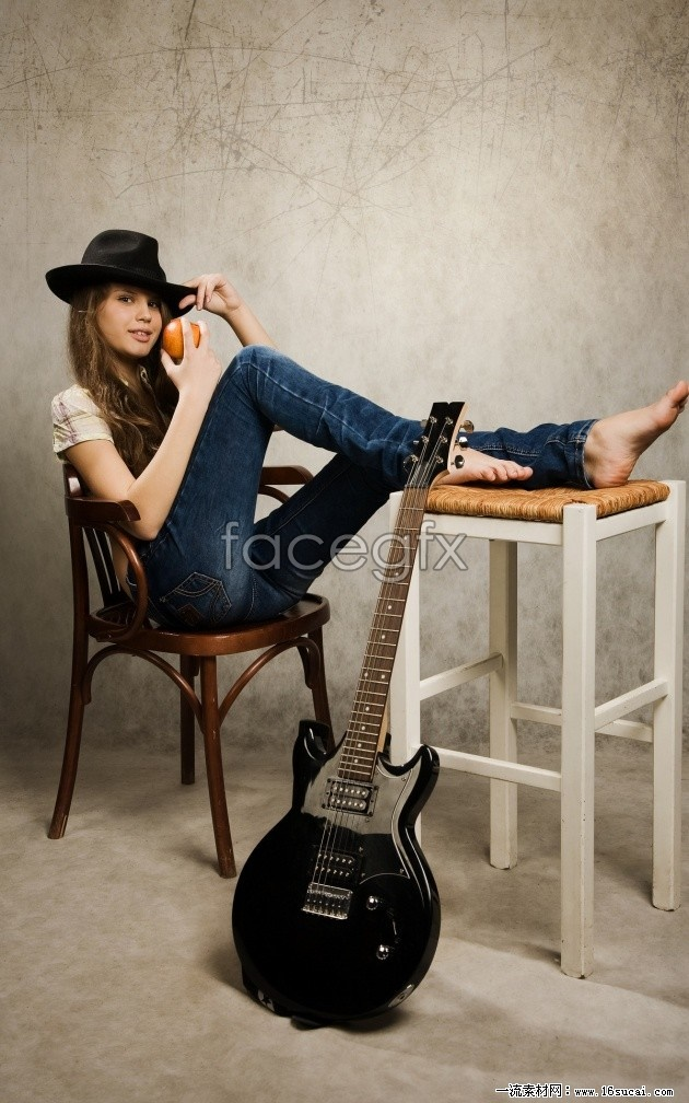 Cowboys and girls HD pictures art photography