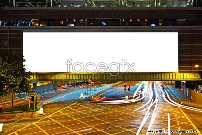 Overpass outdoor Billboard image to HD s