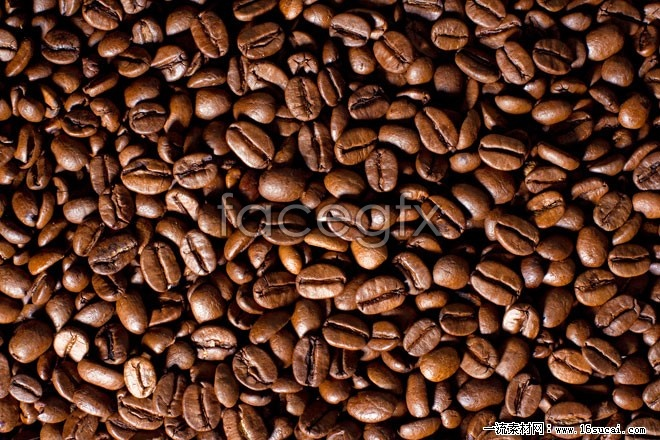 Coffee beans, high definition pictures