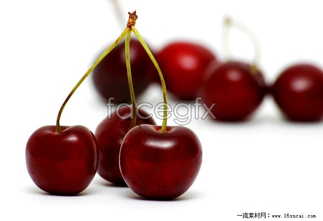 Fresh cherry high definition pictures