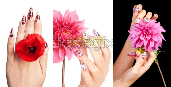 Nail art HD pictures