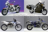 4 BMW Motorcycle desktop wallpapers pictures