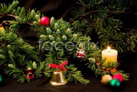 Download HD picture Christmas tree ornaments