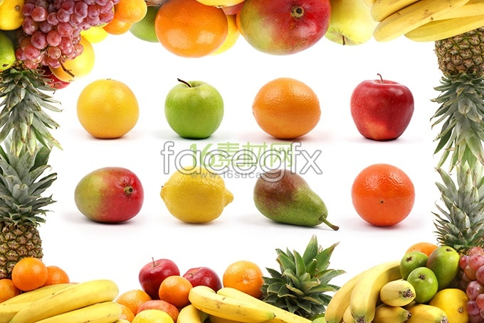 Various fruits HD pictures