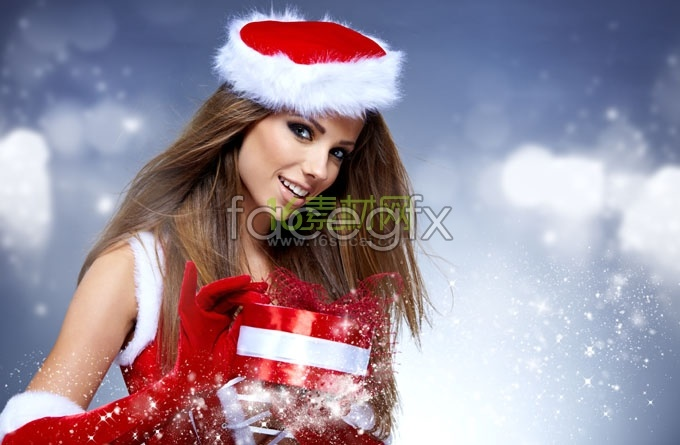 Fantasy Christmas beautiful HD pictures