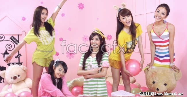 Paradise girls pictures HD youth