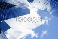 Blue Sky skyline high definition pictures