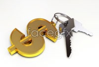 Key ring $ high definition pictures