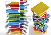 Stacking book HD Photo
