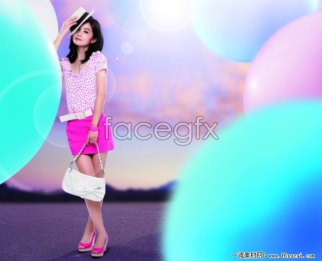Fashion model HD Photo