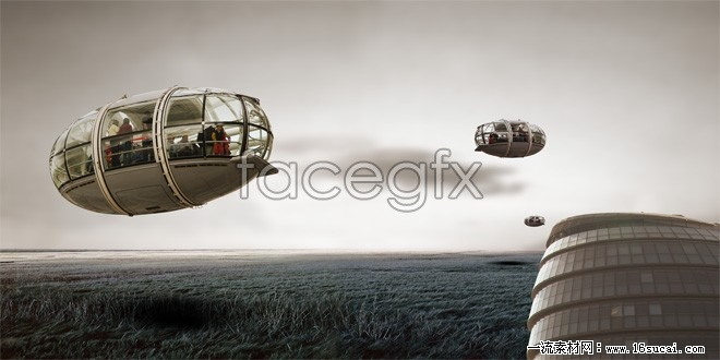 Prairie flying high definition pictures