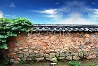 Garden walls high definition pictures