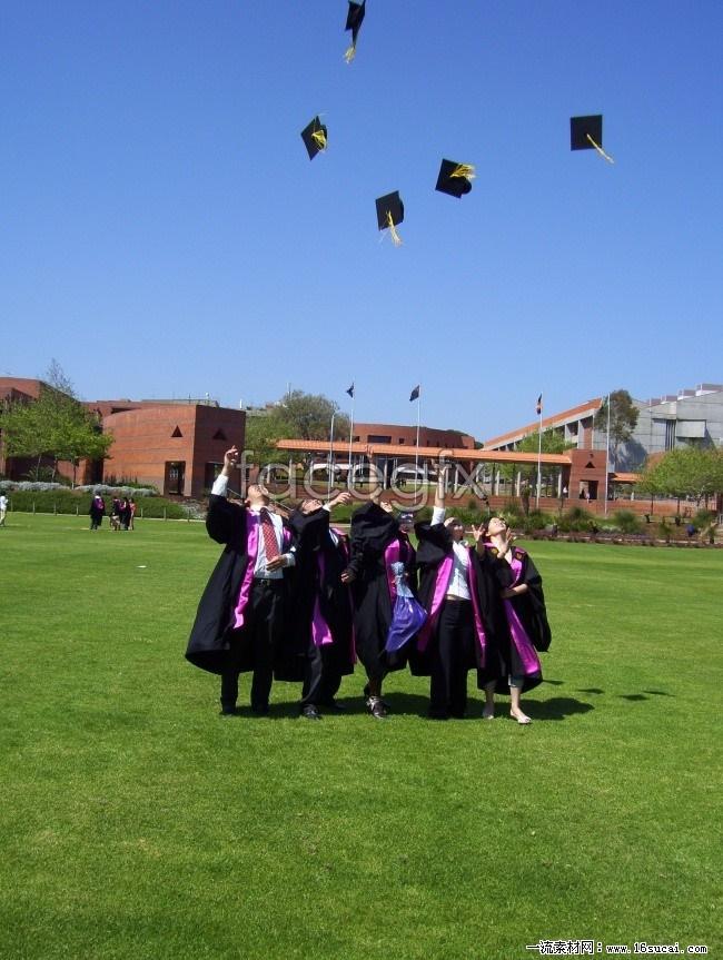 College graduation picture HD picture