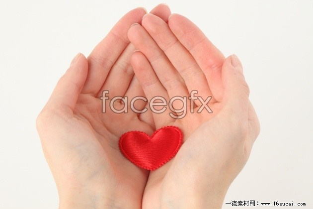 Hands of love HD pantomime pictures