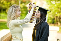 Graduate as high definition pictures