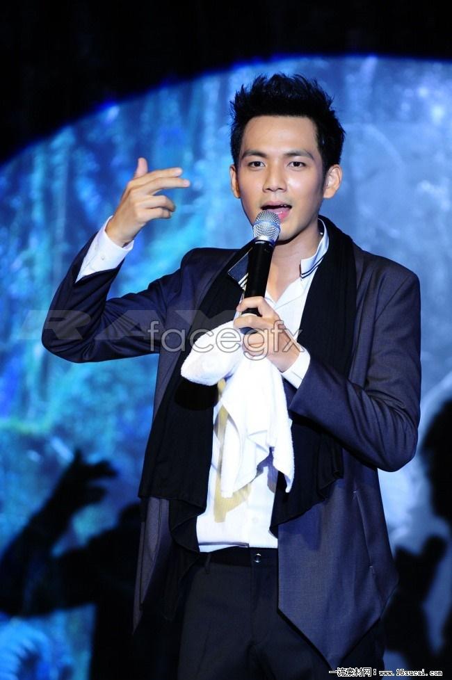 Wallace Chung Hong Kong star pictures