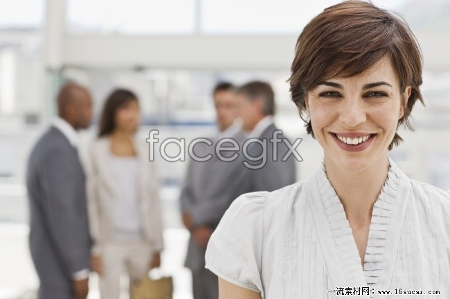 Hairstyles for business girls HD pictures