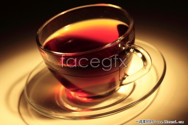 Cup of tea glass HD pictures