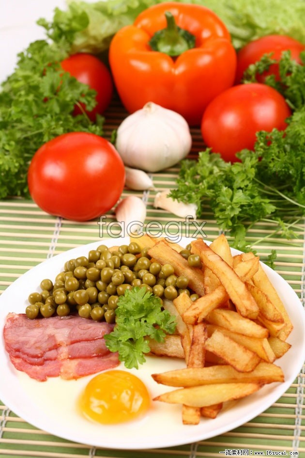 Fresh vegetables and food pictures HD