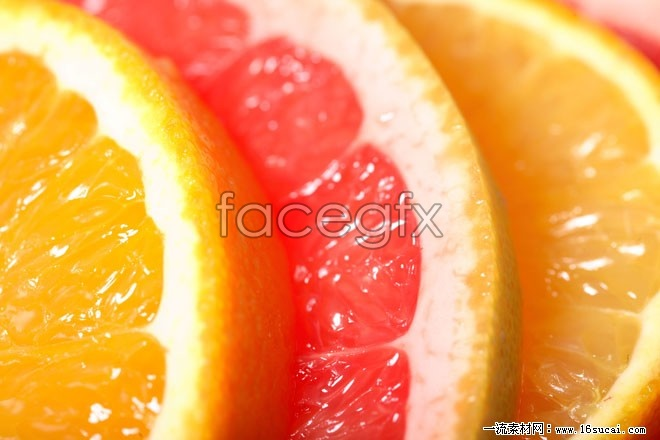Oranges slices high definition pictures