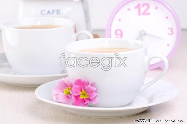 HD milk tea cup picture