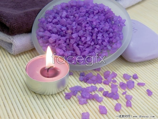 Creative candle high definition pictures
