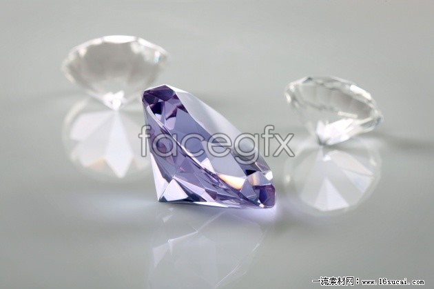 Diamond advertising high definition pictures