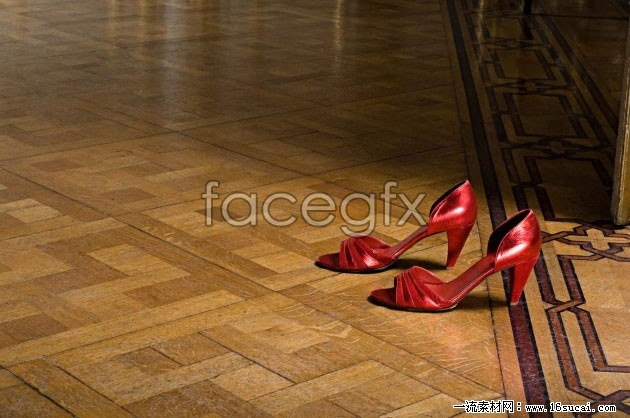 Download HD picture red high heels