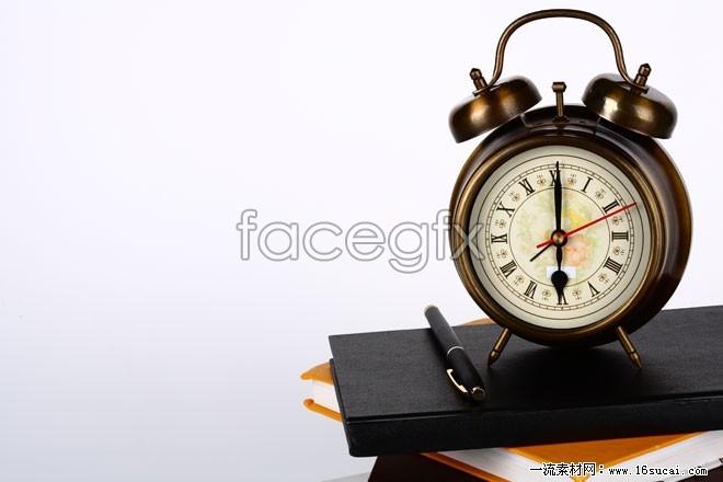 HD classic alarm clock picture