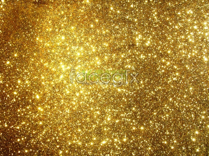 Mechanism of gold shining star HD pictures