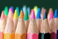 Blackboard colored pencil high definition pictures