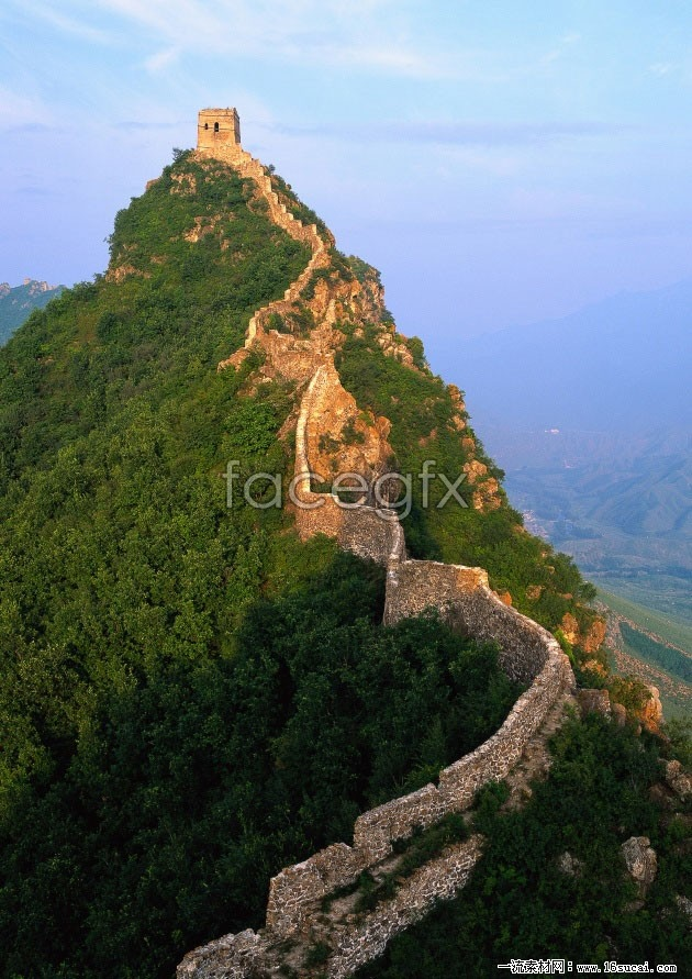 Beijing Great Wall landscape high resolution images