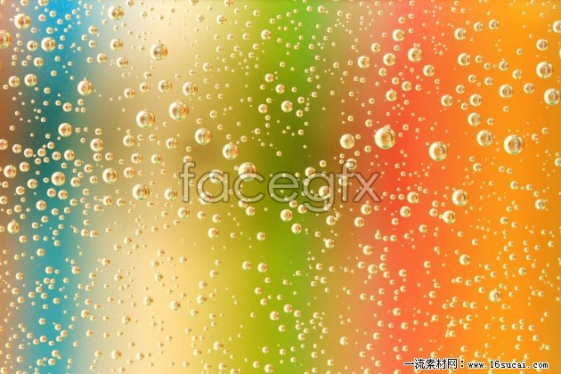 HD picture background color drops