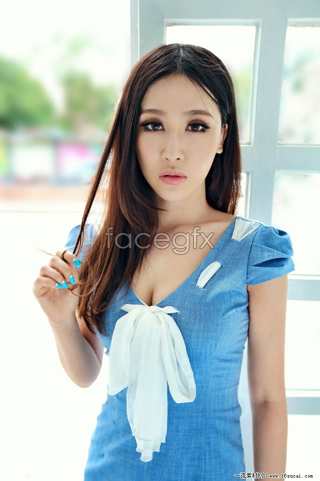 Sexy models Zhao Yunxuan HD picture