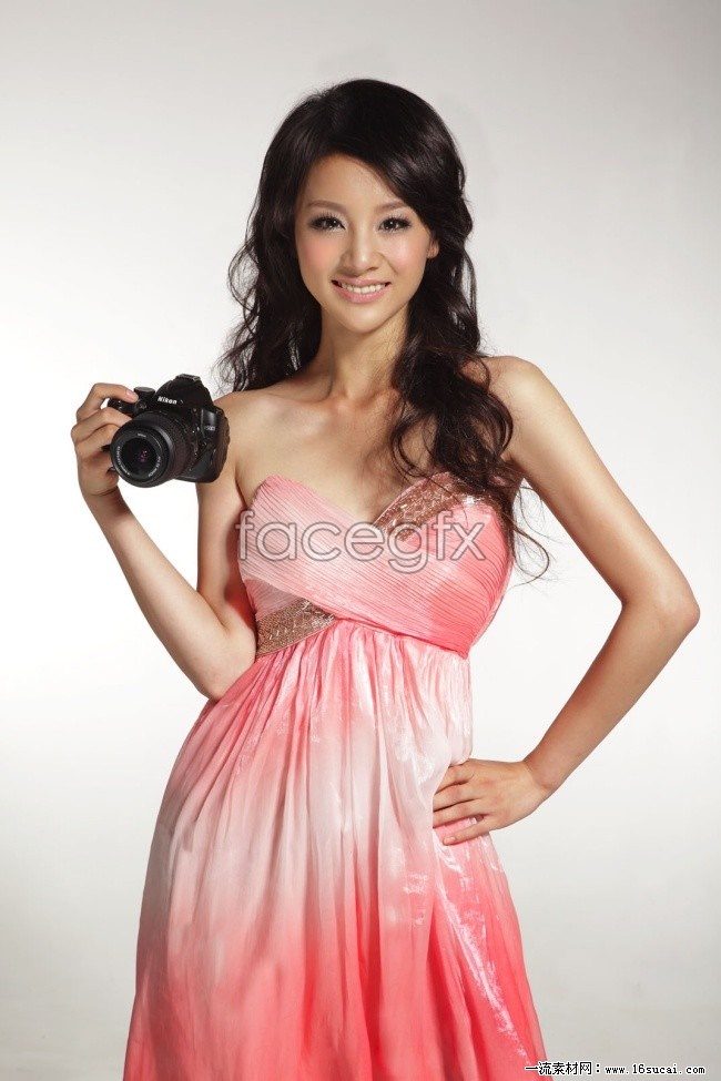 Beauty star Zhang Ling pictures