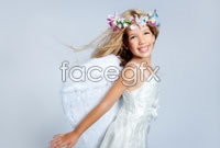 Cute Angel small girls HD pictures