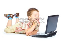 Laptop boy