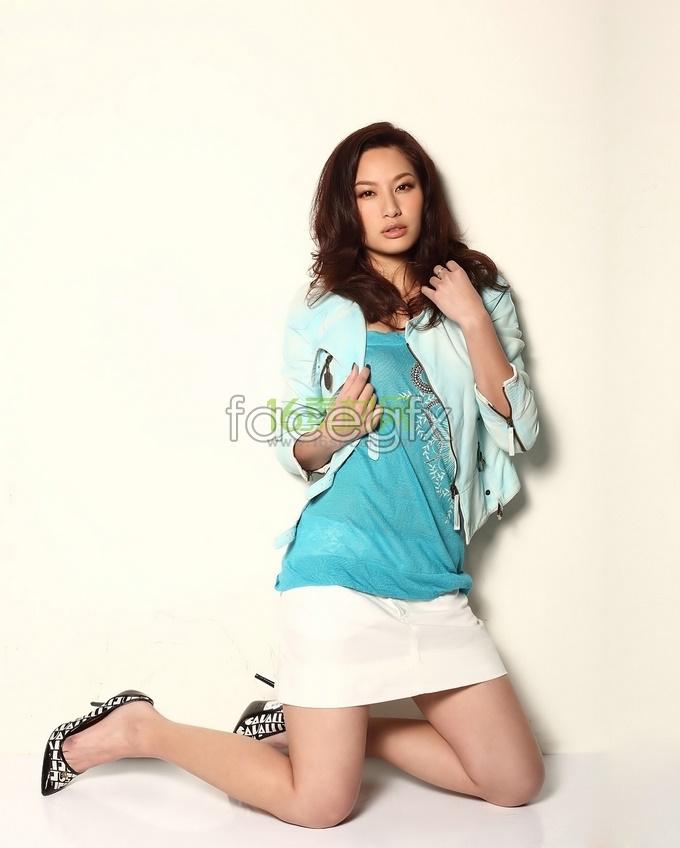 TVB Hong Kong popular stars Kate Tsui HD pictures