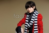 One of twins Charlene Choi HD girls pictures
