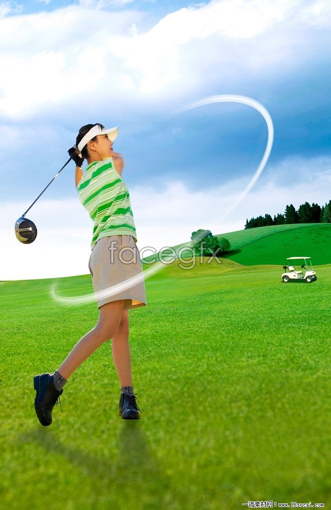 Golf, beautiful HD pictures