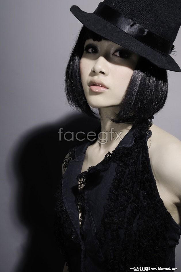 Short hair beauties art photography high resolution images